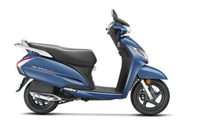 Magnificent Honda Activa 125 Price Mileage Review Specs Features Models Drivespark Caraccident5 Cool Chair Designs And Ideas Caraccident5Info